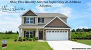 Shop Fine Quality Address Signs Only At Address America