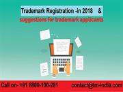 TradeMark Registrationin India, +91 8800-100-281