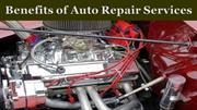 Benefits of Auto Repair Services