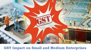 GST Impact on Small and Medium Enterprises