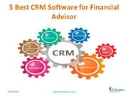 5 Best CRM Software for Financial Advisor