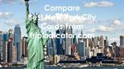 Compare Best New York City Cards From Tripindicator.com