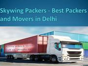 Skywing Packers - Best Packers and Movers in Delhi