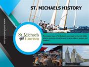 Wedding Venues in St Michaels: Stmichaelsmd