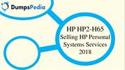 HP2-H65 Questions Answers Dumps