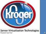 Server Virtualization Technologies