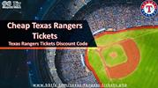 Texas Rangers Match Tickets | Texas Rangers Tickets Discount Coupon