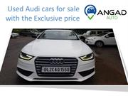 Used Audi cars for sale at Best Price