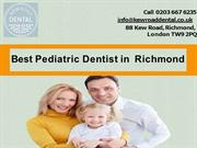 Best Pediatric Dentist in Richmond