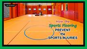 How the  Sports Flooring Prevent the Sports Injuries
