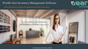 World's best Inventory Management Software