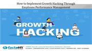 How to Improve Employee Performance Management