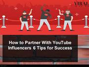 How to Partner With YouTube Influencers 6 Tips for Success
