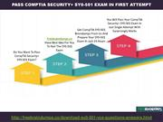 Free CompTIA Security+ SY0-501 Vce Questions