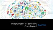 IoT Security Compliance Framework