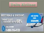 Delat Airlines Official site