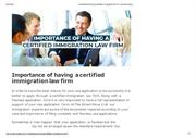 Importance of having a certified immigration law firm - Smartmove2UK-c
