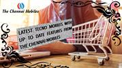 Latest Tecno Mobiles with Up to Date Features from The Chennai Mobiles
