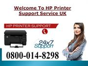 Permanent and instant solution for HP Printer