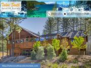 South Lake Tahoe Cabin Rentals