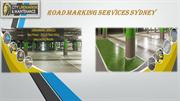 Road Marking Services Sydney