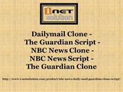 Dailymail Clone - The Guardian Script - NBC News Clone - NBC News Scri