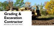 Grading & Excavation Contractor - jwtractorwork
