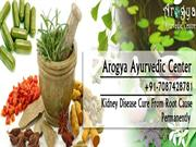 kidney failure treatment- arogyadhamhcc- ayurvedic medicine for kidney