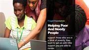 Helping Poor And Needy People - Frugal Foundation