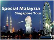 Singapore Malaysia Tour Packages from delhi