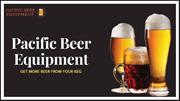 Affordable Equipment | Save Beer | Use Pacific Beer Equipment