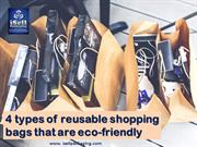 reusable shopping bags that are eco-friendly