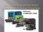 Enter Roku Link Code For Activation