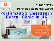 Emergency Dentist Near porthmadog