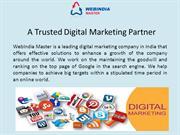 A Trusted Digital Marketing Partner