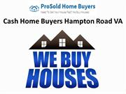 Cash Home Buyers Hampton Road VA