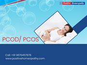 Homeopathy Treatment for PCOD In Bangalore | Positive homeopathy