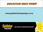 Goldstar Heat Pumps Provides Best Dealers of Heat pump & Air Condition