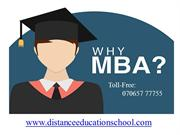 Top MBA Distance Education University in India