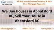 We Buy Houses in Abbotsford BC, Sell Your House in Abbotsford BC