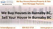We Buy Houses in Burnaby BC, Sell Your House in Burnaby BC