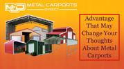Advantage That May Change Your Thoughts About Metal Carports_ Metal Ca