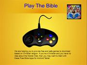 Christian Video Games -playthebible