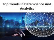Top Trends in Data Science and Analytics