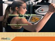 Connected Gym Equipment Market