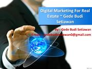 Know Your Business Grow Your Business  Gede Budi Setiawan