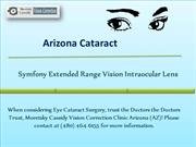 Arizona cataract