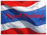 Flag of Thailand 1
