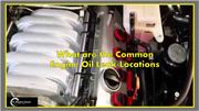 What are the Common Engine Oil Leak Locations