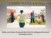 Hire Professional cleaning service at competitive Price